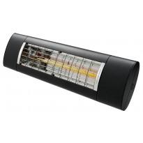 Terassilämmitin Solamagic 2500 Premium, BTC Bluetooth tehonsäädöllä antrasiitti