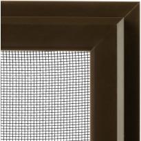 Hyönteissuoja ikkunaan SOLAR sandy HP, mittatilaus, leveys 200-1500 mm, ruskea
