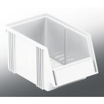 Ottolaatikko Sovella, 1525, 149x259x130mm, valkoinen