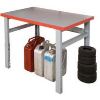 Työpöytä  1200x750 mm, Verkkokaupan poistotuote