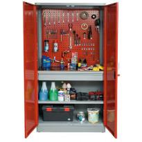 Monitoimikaappi garage 1024x500x2000 mm