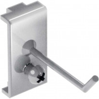 Perustyökalukoukku R-kannatin R1 100 x 4 mm 5 kpl/pussi