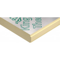 Polyuretaanilevy (SPU) Kingspan Therma TW55 Runkolevy 150mm k600 150x520x2600 mm rungon väliin