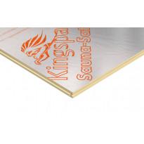 Polyuretaanilevy (SPU) Kingspan Sauna-Satu 600x2400mm 30x600x2400 1.44m2