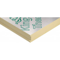 Polyuretaanilevy (SPU) Kingspan Therma TP10 Vintti-Iita 120mm 120x1200x2600