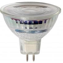LED-kohdelamppu Star Trading Spotlight LED 346-07 Ø 50x44mm, GU5.3, 5,2W, 4000K, 450lm, himmennettävä, 36°