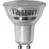 LED-kohdelamppu Star Trading Spotlight LED 347-36-2 Ø 50x54mm, GU10, 4,5W, 2700K, 400lm, himmennettävä, 36°
