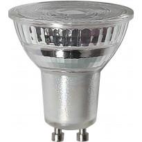 LED-kohdelamppu Star Trading Spotlight LED 347-67 Ø 50x55mm, GU10, 6,5W, 2700K, 500lm, himmennettävä, 25°