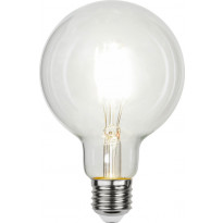 LED-lamppu Star Trading Illumination LED 352-46-1 Ø 95x144mm, E27, kirkas, 4W, 4000K, 470lm, himmennettävä