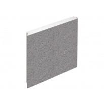 Lämmöneristelevy StoneREX EPS kivirouheella, suora elementti, 1170x1000x100, Harmaa Graniitti, Verkkokaupan poistotuote