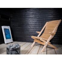 Saunatuoli Saunasella Wood W-100