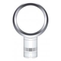 Pöytätuuletin Dyson AM06, valkoinen/hopea 30 cm