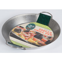 Paellapannu Big Green Egg, 3,8l, RST, L/XL-grillille