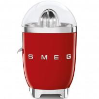 Sitruspuserrin Smeg CJF01, punainen