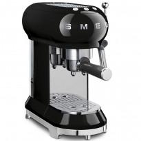 Espressokeitin Smeg ECF01, musta