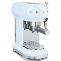 Espressokeitin Smeg ECF01, vaaleansininen