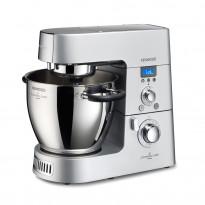 Yleiskonepaketti Cooking Chef Major Titanium KM096 (yleiskone induktiolla, tehosekoitin, vihannes/teholeikkuri, flexi-sekoitin)