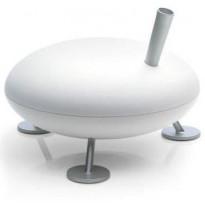 Ilmankostutin Stadler Form Fred, valkoinen, max.125m³/50m²