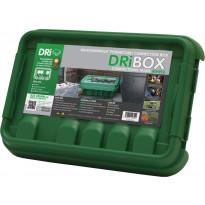 Johtolaatikko Star Trading DriBox, 130x330x230mm, vihreä