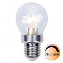 LED-lamppu Illumination LED 338-12 Ø50x95mm E27 kirkas 4,0W 2700K 325lm himmennettävä