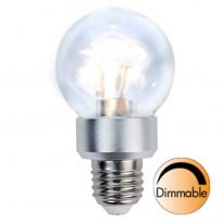 LED-lamppu Illumination LED 338-21 Ø60x109mm E27 kirkas 5,0W 2700K 420lm himmennettävä