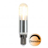 LED-lamppu Illumination LED 338-32 Ø22x99mm E14 kirkas 3,0W 2700K 220lm himmennettävä