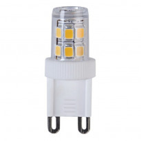 LED-lamppu Illumination LED 344-04 Ø16x40mm G9 2,3W 2700K 230lm