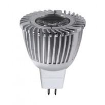 LED-kohdelamppu Spotlight LED 344-62 Ø35x44mm G4 12V 30° 3,0W 2900K 100lm