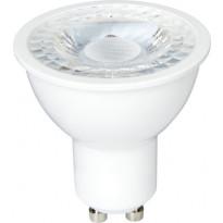 LED-kohdelamppu Star Trading Promo, GU10, MR16, 4W, 2700K, himmennettävä