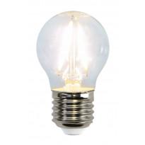 LED-lamppu Illumination LED 352-19 Ø45x78 mm E27 kirkas 2,0W 2700K 150lm
