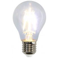 LED-lamppu Illumination LED 352-24 Ø 60x100mm E27 kirkas 5,8W 2700K 400lm himmennettävä