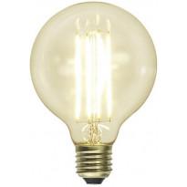 LED-lamppu Decoration LED 352-53 Ø95x138 mm E27 kirkas 3,6W 2200K 320lm himmennettävä