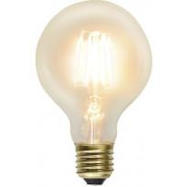 LED-polttimo Star Trading Soft Glow, E27, G80, 2,3W, 2100K