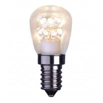 LED-lamppu Decoration LED 360-11 Ø27x57mm E14 kirkas 0,7W 2100K 60lm