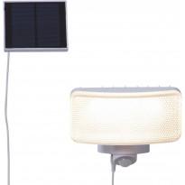 Aurinkokennoseinävalaisin Star Trading Powerspot, 160x180x165mm, valkoinen