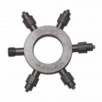 Rengasliitin System LED Extra Ring 5-osainen