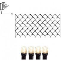 Mikro-LED-valoverkko Star Trading, IP44, 150x300cm