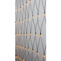 Valoverkko Star Trading Serie LED Golden Warm White, 200 valoa, 3x3m