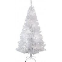 LED-joulukuusi Star Trading Kalix, 190cm, IP44, valkoinen