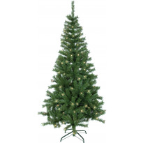 LED-joulukuusi Star Trading Kalix Twinkle, 195cm, vihreä