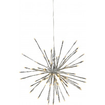LED-valokoriste Star Trading Firework, Ø 40cm, IP44, hopea
