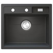 Tiskiallas Stala Combo CEG51-57BF, 560x500mm, komposiitti, musta, huullettava, Verkkokaupan poistotuote