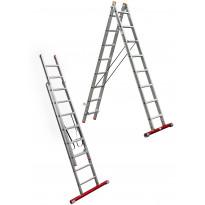 Yhdistelmätikkaat 2-osaiset, askelpuolia 2x8 kpl, Suomi-Tikas