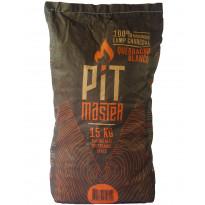 Grillihiilet Pit Master Quebracho Blanco, 15 kg, Paraguay