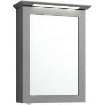 Peilikaappi Svedbergs Hamra 50, LED-valaisin, pistorasia, kivenharmaa