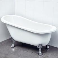 Tassuamme Svedbergs Classic 59400, 785x1550mm, valkoinen