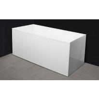 Etulevy kylpyammeeseen Svedbergs R158, valkoinen