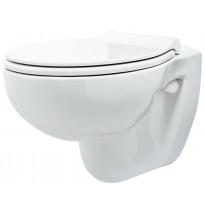 Seinä WC -istuin Svedbergs 9042 + Soft close -kansi 90121