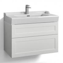 Allaskaappi Svedbergs Stil, tasoaltaalla, 80x45cm, eri vaihtoehtoja