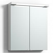 Peilikaappi Svedbergs Top-Line 60, pistorasialla, eri vaihtoehtoja